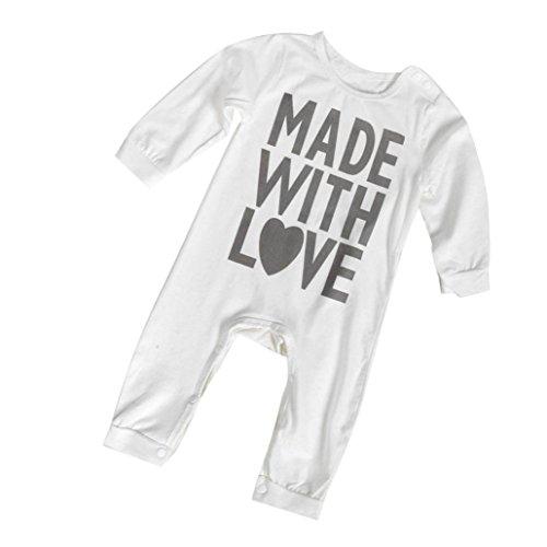 Ecosin Infant Jumpsuit Bodysuit Clothes