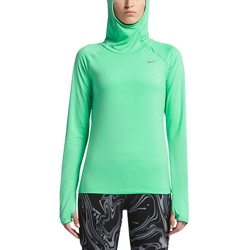 b3de4179217e7 Nike Element Sweat-Shirt pour Femme  Amazon.fr  Sports et Loisirs