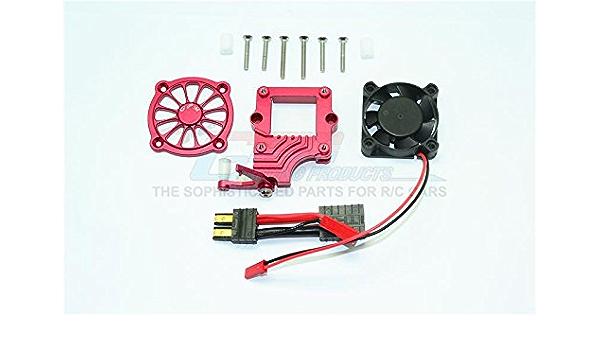 Traxxas TRX-4® - Ventilador de refrigeración para motor de ...