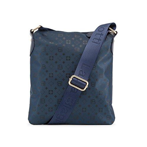 Women 90 Genuine Designer Biagiotti Crossbody Cross Bag Laura Bag RRP Body £79 Blue Sq5wHwOWx