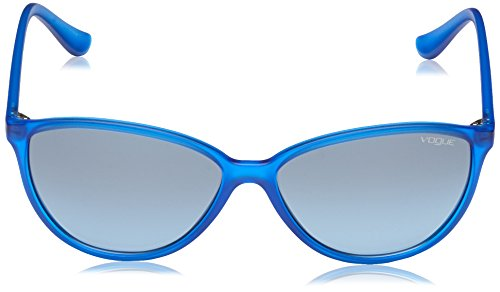 Vogue VO2940S C58 Transparent electric blue/Blue gradient