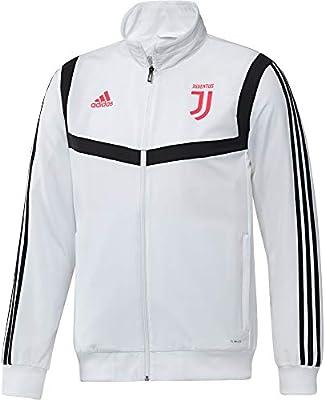 2019 2020 Juventus Adidas Presentation Jacket (White