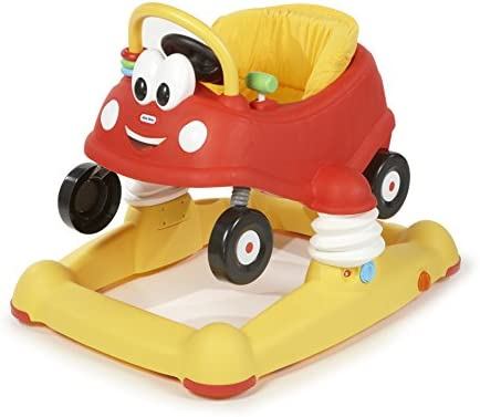 little tikes Cozy Coupe 3 in 1 Mobile Entertainer - andadores ...