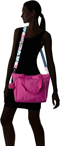 Berry Very Kipling Shopper Tote S New Black wqxqBXvgY