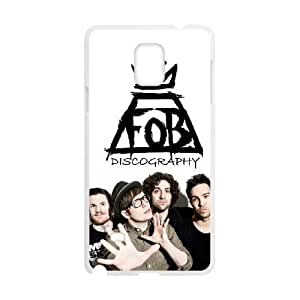 DIY Stylish Printing FOB Fall Out Boy Cover Custom Case For Samsung Galaxy Note 4 N9100 MK2S922698
