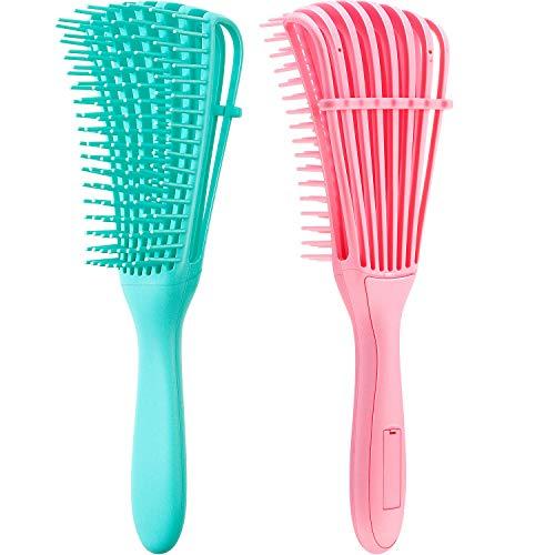 Pieces Detangling Brush Textured Detangler product image