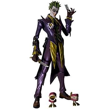 Amazon.com: Medicom The Dark Knight: The Joker MAFEX