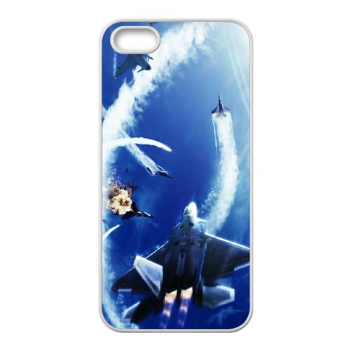 Ace Combat Infinity iPhone 5 5s Cell Phone Case White ten-328962