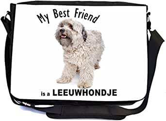 Amazon.com | Rikki Knight My Best Friend is a Leeuwhondje