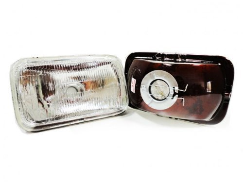 Firebird Trans Am 1998-2002 Headlights with 6000K Bulbs Set