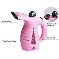 ROYALDEALSHOP 4 in 1 Best Quality Handheld Garment & Beauty Facial Steamer