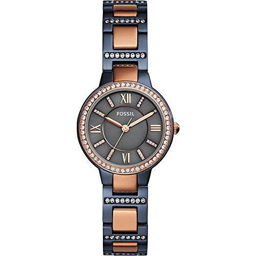 Fossil-Virginia-Three-Hand-Two-Tone-Watch