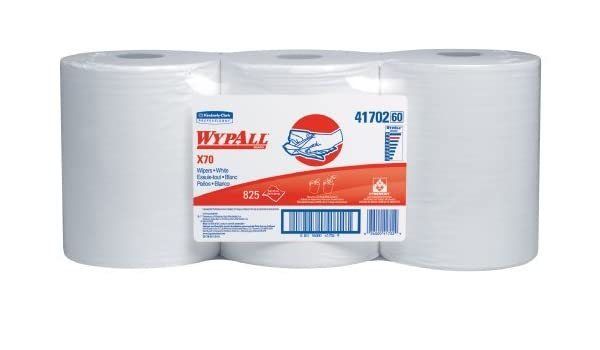 WYPALL 41.702 desechable X70 Wiper, 9.8