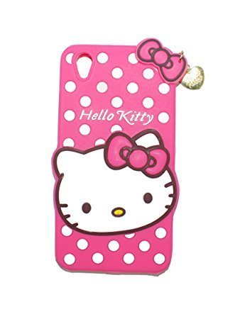 new product 78b5f 5e7b8 Dream2Cool Printed Hello Kitty Soft Rubber Silicone: Amazon.in ...
