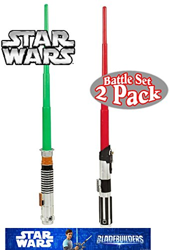 Star Wars BladeBuilder Extendable Lightsabers