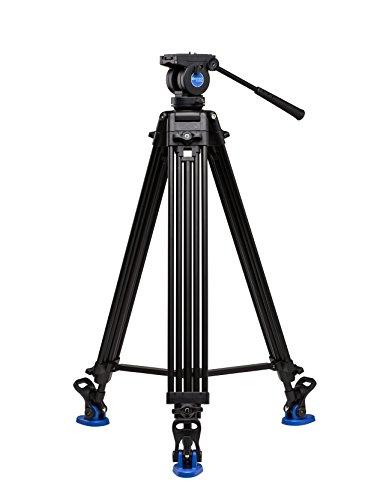 Benro Basic Video Tripod Kit - Long Leg (KH26NL)