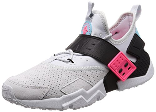 finest selection ebd96 4d6d3 Galleon - NIKE Air Huarache Drift Premium Pure Black-Racer Pink (11 D(M) US)