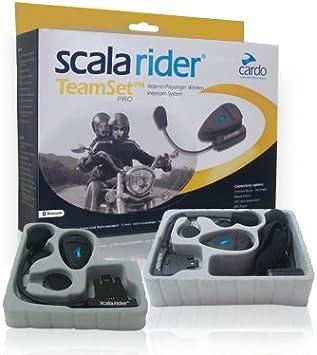 Intercomunicador Bluetooth Scala Rider TeamSet Cardo
