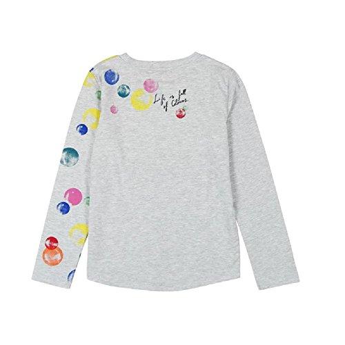 7c6615b2061 Mejor boboli Camiseta de Manga Larga para Niñas - www.mdkshop.top