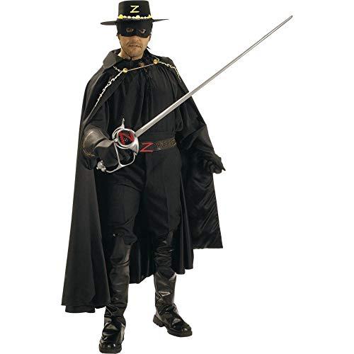 Rubie's Men's Grand Heritage Costume, Black, -