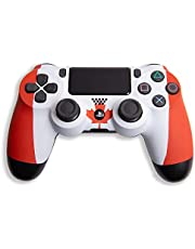Canada Flag Wireless Custom Controller for Playstation 4 PS4