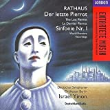 Der Letzte Pierrot-The Last Pierrot-Le Dernier Pierrot;Sinfonie N 1