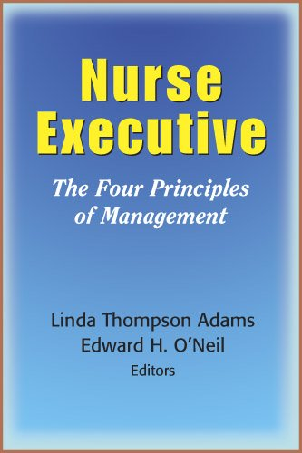 Nurse Executive: The Purpose, Process, and Personnel of Management Pdf