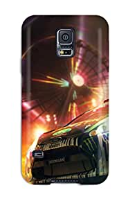 Top Quality Rugged Dirt Showdown Demolition Derby Case Cover For Galaxy S5