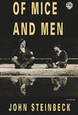 Book cover for Of Mice and Men