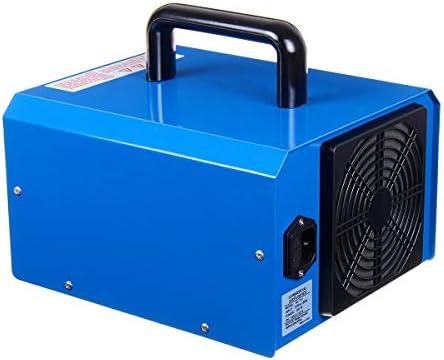 QWERTOUY Purificador de Aire para el hogar Generador de ozono 110V ...