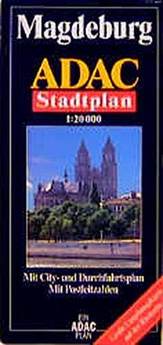 ADAC Stadtpläne, Magdeburg
