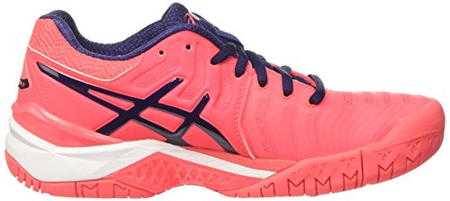 Asics Eu Chaussures Blue Route Course Blanc resolution De Femme white Sur Entra Rose Pink Gel indigo 39 diva nement 7 rBwtOrq
