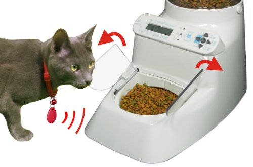 Automatic Pet Feeder Wireless Whiskers product image