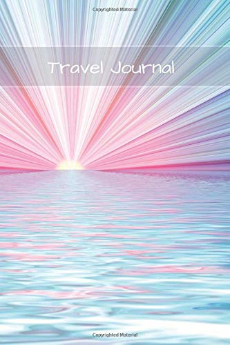 Travel Journal: Trip Planner & Vacation Planner with Checklist, Travel Goal, Daily Plan, Daily Rate, Notes (Colorful, 80 pages, 6 x 9 inches) Travel Gift (Trip Planner & Travel Journal)