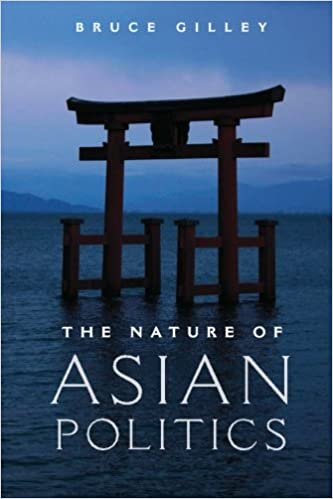 Book The Nature of Asian Politics