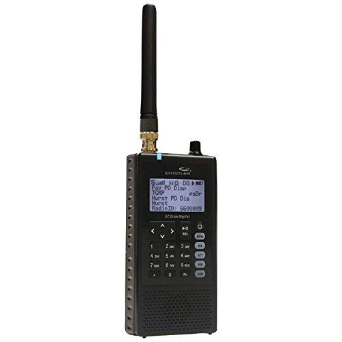 Whistler WS1088 Handheld Digital Scanner Radio