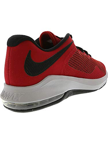 university Ginnastica Max 600 Uomo Trainer Scarpe Da Red wolf Basse Nike  Red Alpha Air Grey ... 0d4b71047cd