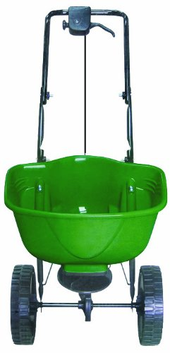 H. B. Smith Broadcast Basic Spreader – Holds up to 5,000 Sq. Ft. of Fertilizer, Grass Seed, or De-Icers