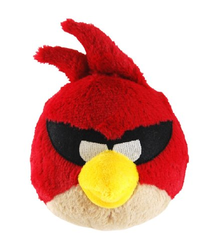 Angry Birds Space 8-Inch Red Bird with - Birds Angry Toys Space