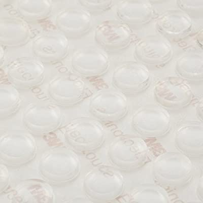 Shintop Furniture Bumpers -Clear Adhesive Bumper Pads Surface Protection for Wall and Wooden Floor