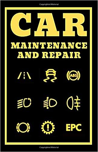 Car Maintenance And Repair Service And Repair Record Book For Cars Simple And General Vehicle Repair History Tracker Checklist Schedule Record Simple And Easy To Use Notebook Am Project Project Am