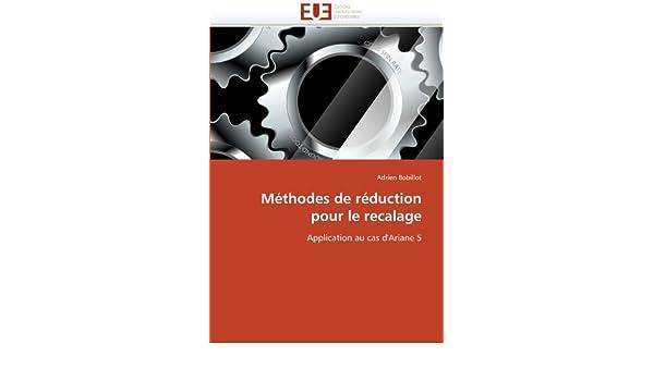 Méthodes de réduction pour le recalage: Application au cas dAriane 5 (Omn.Univ.Europ.) (French Edition): Adrien Bobillot: 9786131525179: Amazon.com: Books