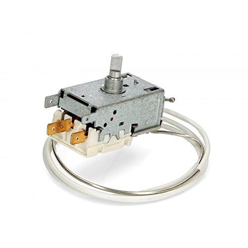 Schema Elettrico Frigo Trivalente Electrolux : Riparare il frigorifero termostato difettoso quando il termostato