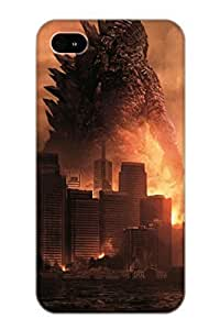 meilinF000DTnlVp-496-ZtOFx Godzilla Monsters Awesome High Quality iphone 5/5s Case Skin/perfect Gift For Christmas DaymeilinF000