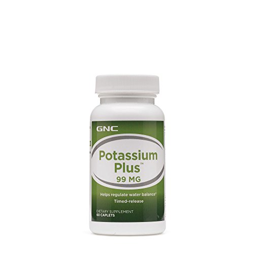 GNC Potassium Plus 99 MG