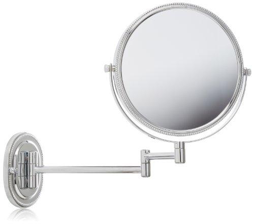 Jerdon JP7507CB 8 Inch Makeup Magnification