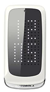 "Motorola Gleam+ - Teléfono móvil (7,11 cm (2.8""), 400 x 240 Pixeles, 50 MB, 16 GB, 2 MP, Single SIM) Color blanco"