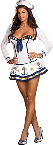 Makin Waves Costume - Large - Dress Size 10-14