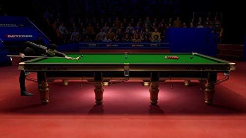 Snooker 19 - The Official Video Game - PlayStation 4 - PlayStation 4 [Importación inglesa]: Amazon.es: Videojuegos