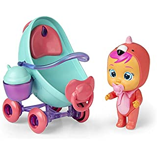 Cry Babies Magic Tears Fancy's Vehicle Playset